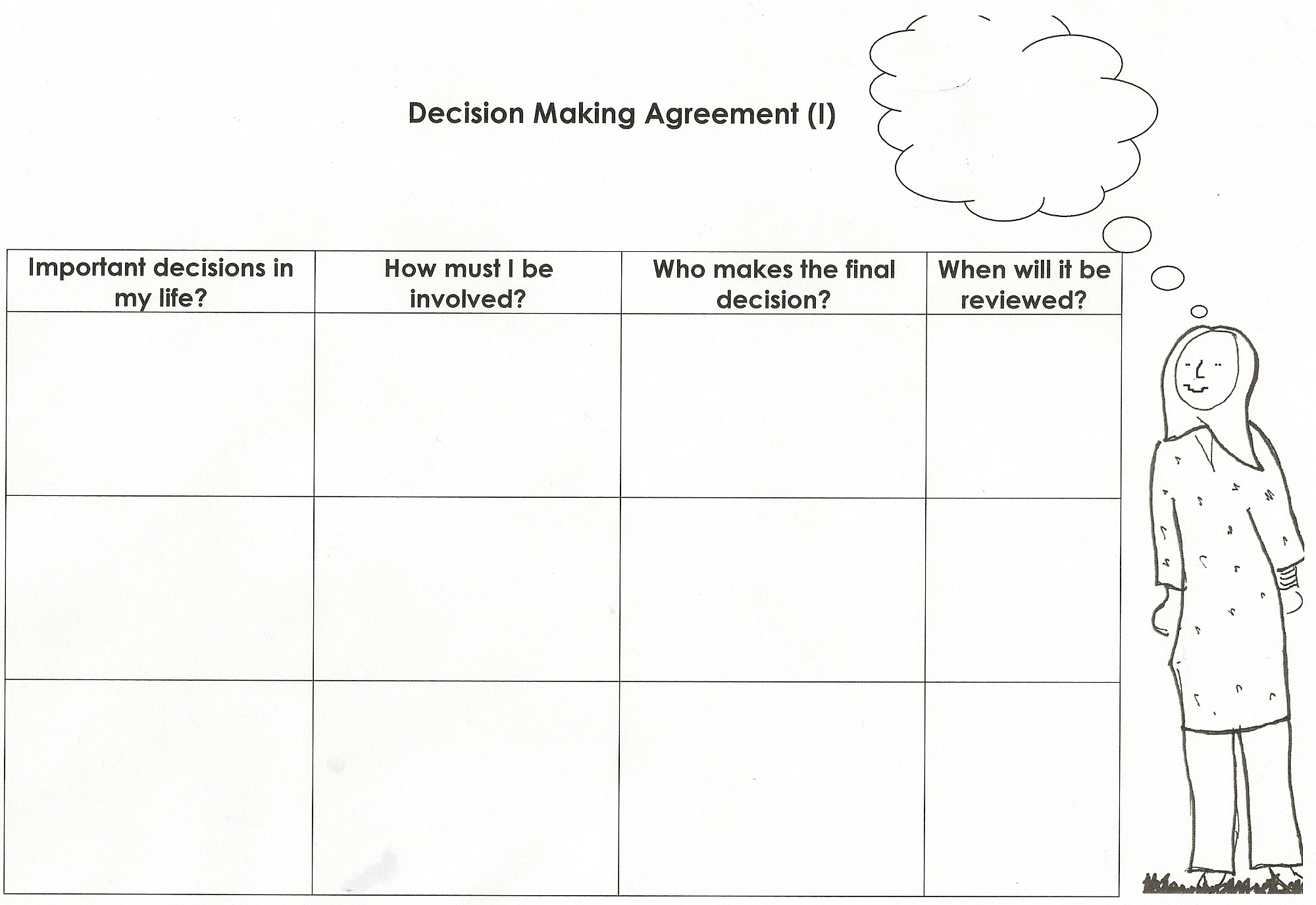 Record Of Decision Template from www.citn.org.uk